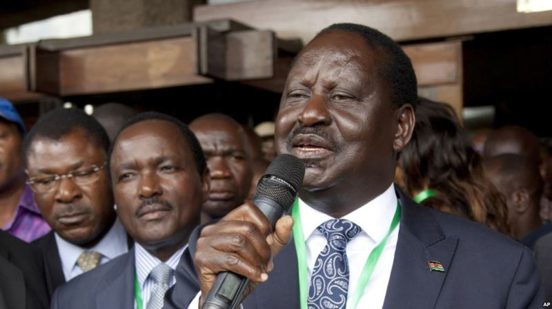 Raila Odinga: Doorashada Waa la Jabsaday