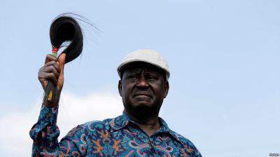 Raila Odinga oo Maxkamadda u Dacwoonaya