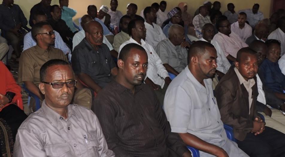 Baarlamanka Somalia oo doortay guddoomiye cusub