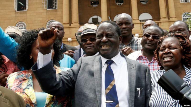 Kenya: Maxkamadda Sare Oo Laashay Natiijada Doorashadii Madaxtinnimo