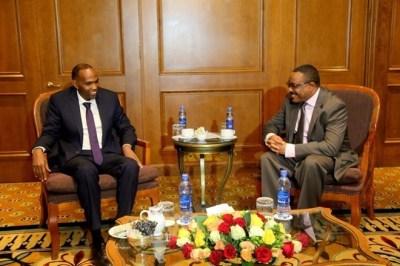 Kheyre oo Ethiopia Kala Hadlay Maxaabiista Soomaalida