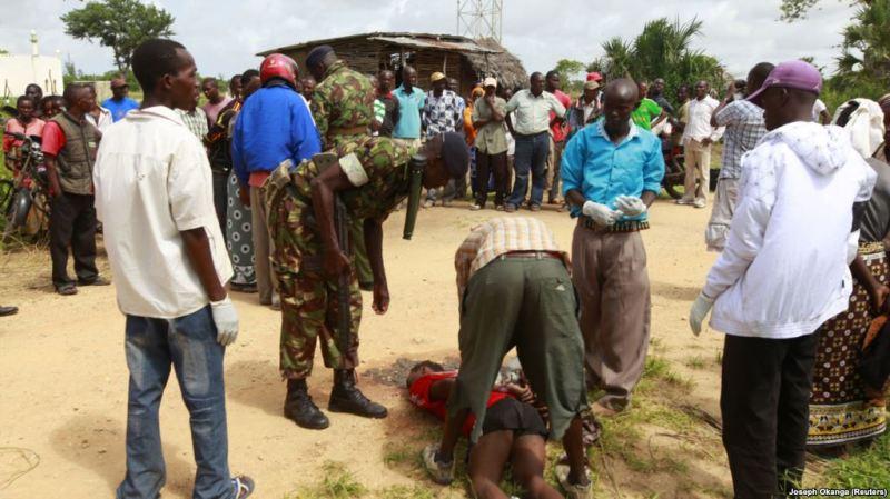 Al-Shabaab oo Afar Qof ku Gowracay Lamu