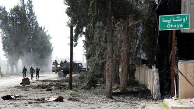 Ruushka: Haka Baxaan Maleeshiyaadka Deegaanka Ghouta