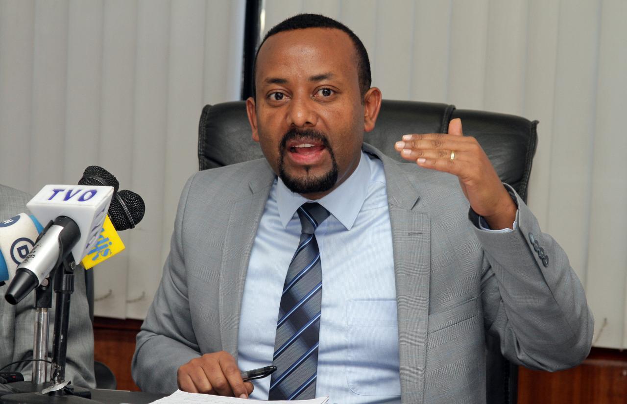 Abiy Ahmed oo loo dhaariyey Ra'iisul Wasaaraha Ethiopia