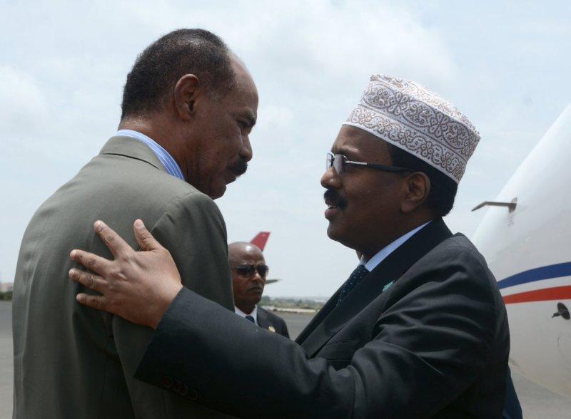 Farmaajo oo socdaal ku tegay Eritrea Maxay taxay sawaabto?