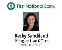Becky Sandiland - First National Bank