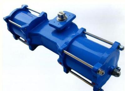 TAW cylinder type actuator