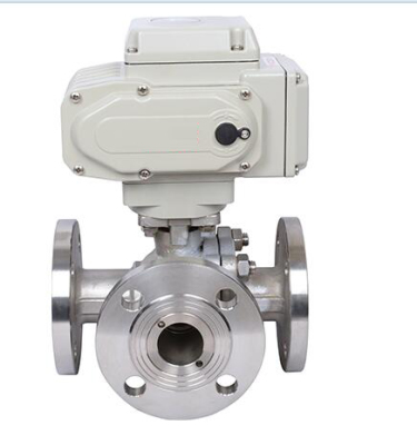 TL-420 series of electric three-way valve