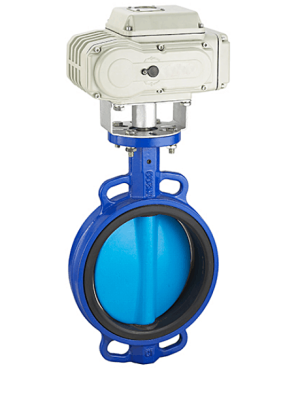TL-510 electric butterfly valve
