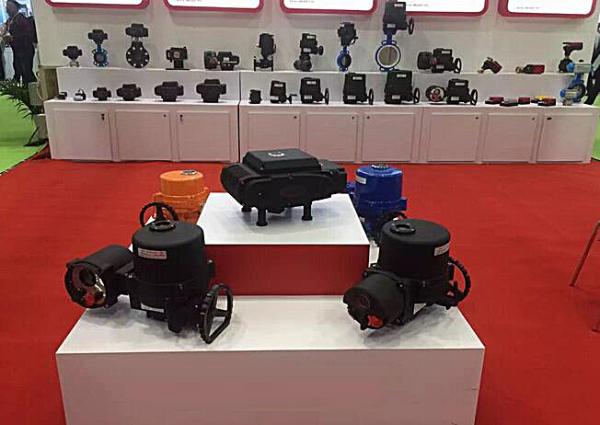 electric control valve VB-3000 and VB-7000