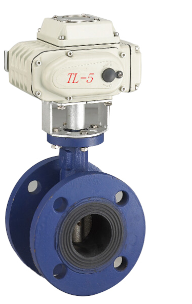 TL-520 electric butterfly valve