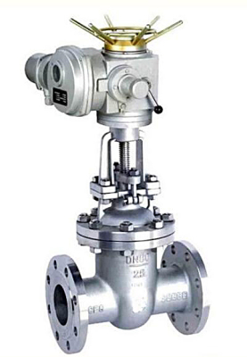 TL-600 electric gate valve