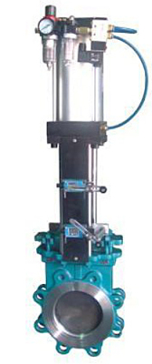 TL-800 Pneumatic knife gate valve