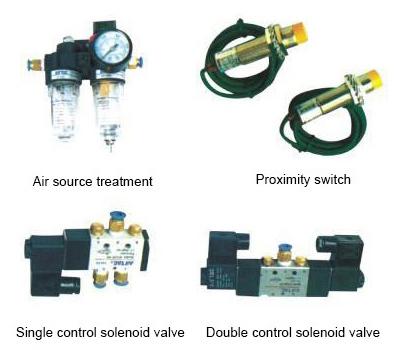 TL-800 Pneumatic knife gate valve