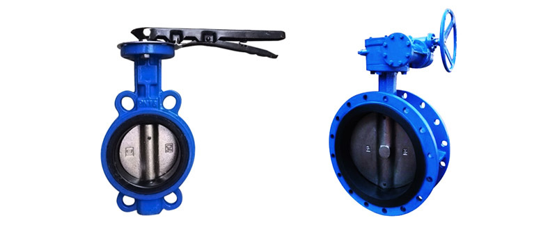 TL-540 Manual butterfly valve