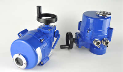 electric control valve
