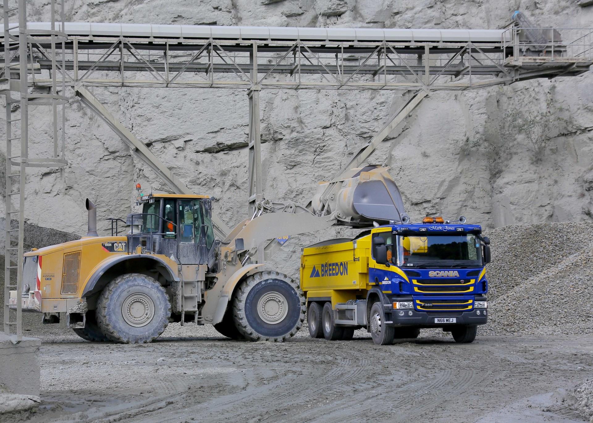 Breedon Aggregate Quarry
