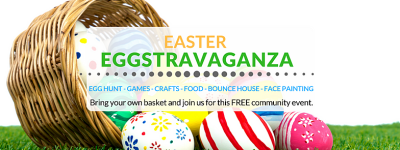 Sunday  |  April 16  |  12:30 - 3:00 p.m  |  Family Life Campus