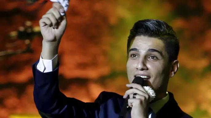 The life story of Muhammad Assaf Winner of the Arab Idol singing contest