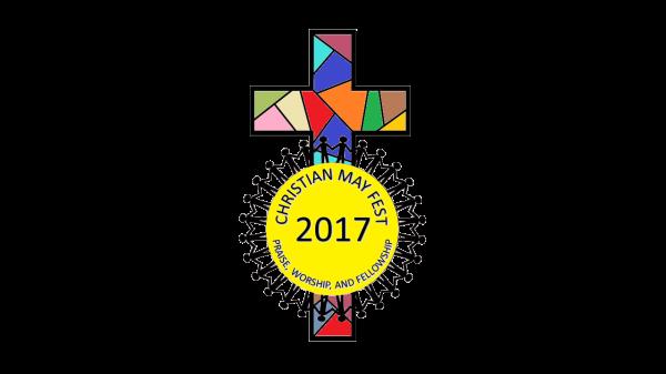 Christian May Fest Logo