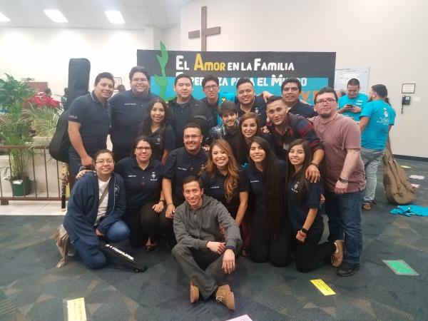 Coro - Vigilia Pastoral 2017