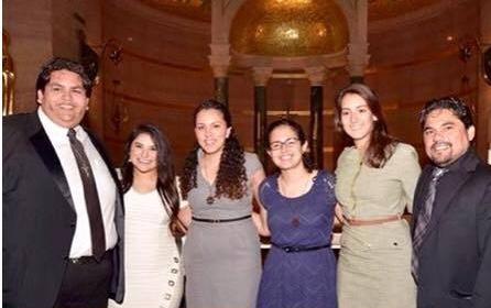 Delegacion USA -JMJ Carcovia