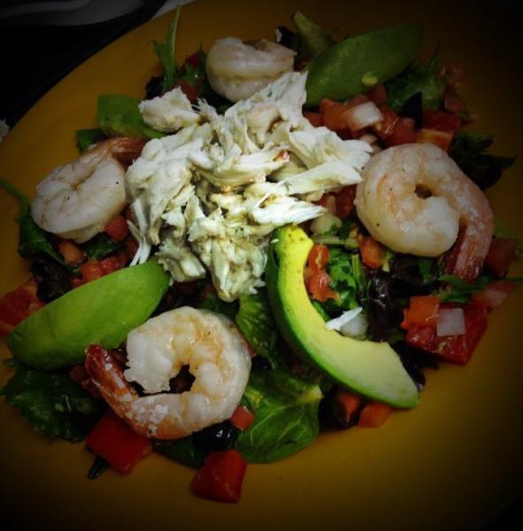 Mariscos Salad