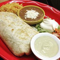 Southwest Steak Burrito