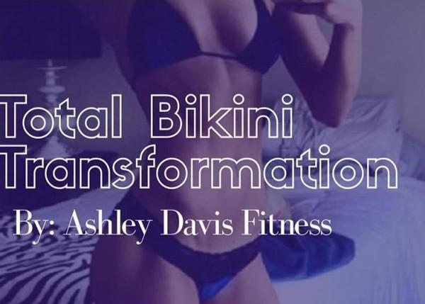 abs, bikini, transformation