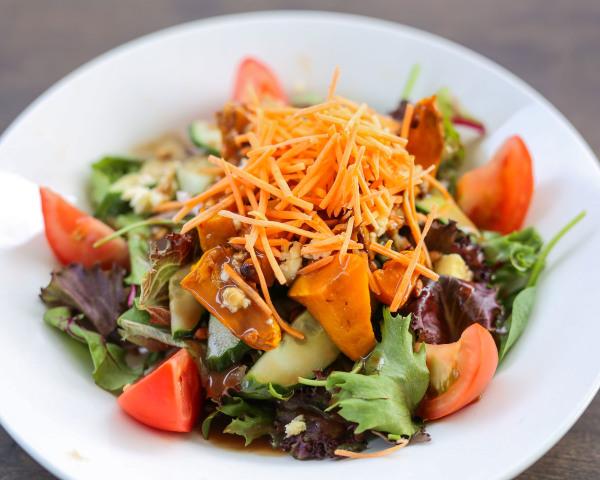 Pumpkin and Feta Salad
