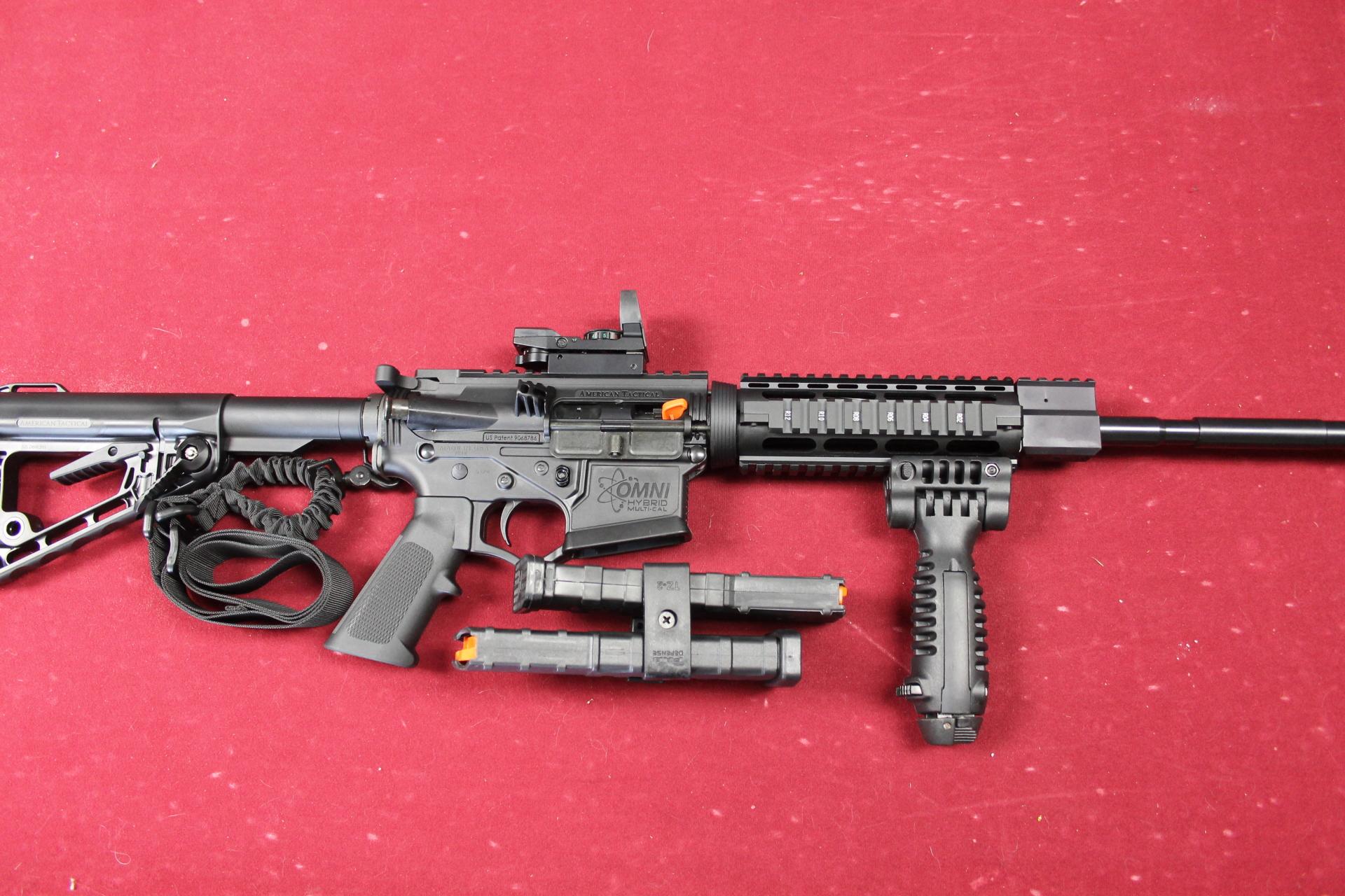 ATI AR 15 w acc. $550