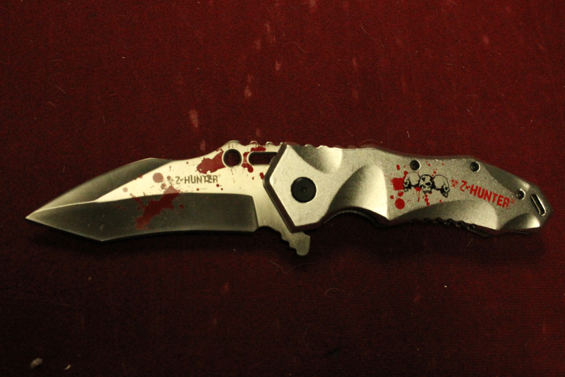 Z-Hunter Folding Tactical Knife $9.99