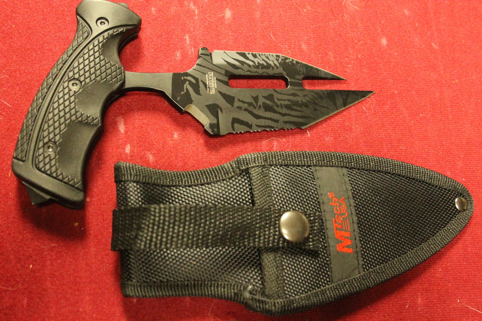 Mtech Tactical Gun Grip Dagger $9.99