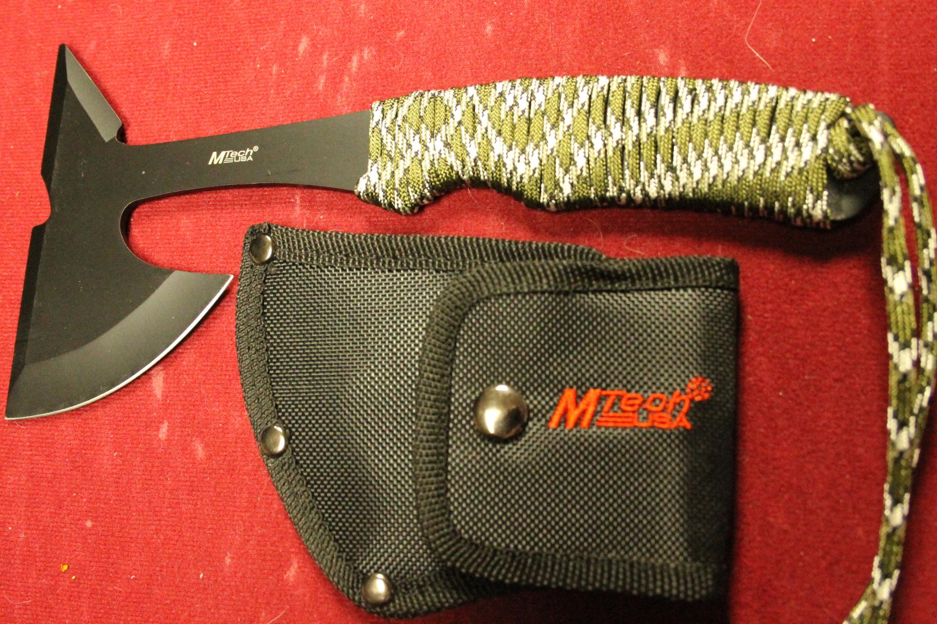 Mtech Tactical Survival Axe $9.99