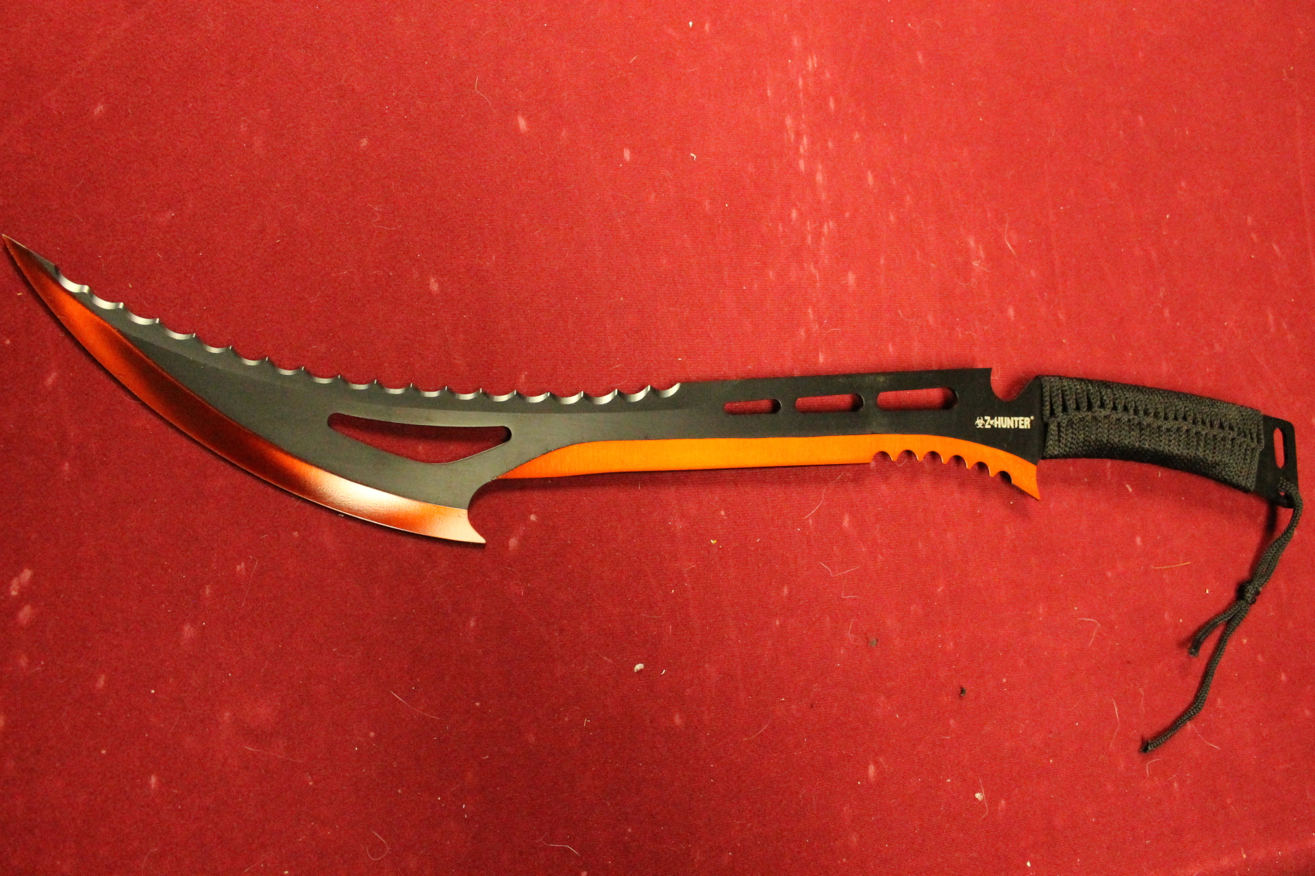 Z-Hunter Tactical Survival Machete $24.95