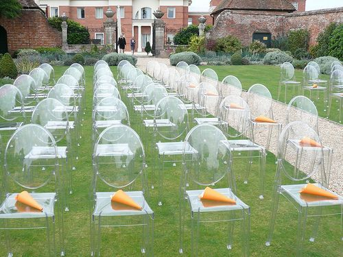THESE CHAIR ARE JUST PERFECT FOR WEDDINGS
