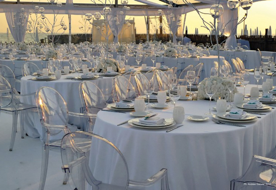CHAIRS THAT MATCH ANY WEDDING DECOR!