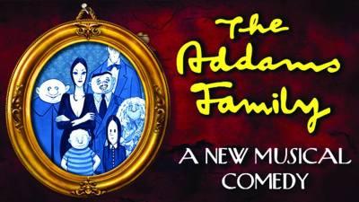 Addams Family October 2016