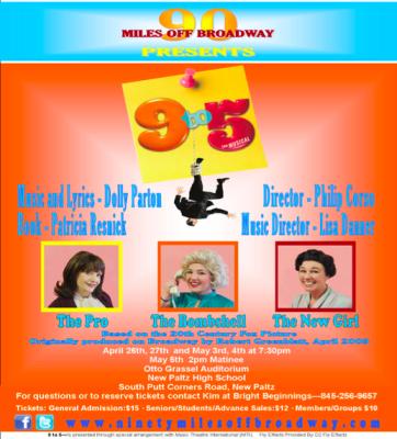 9 to 5 April 2013