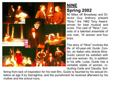 Nine Spring 2002