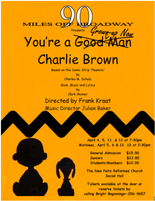 You're a Good Man Charlie Brown April 2008
