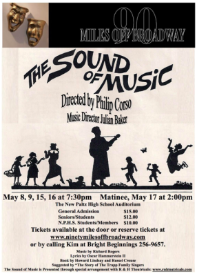 The Sound of Music May 2009