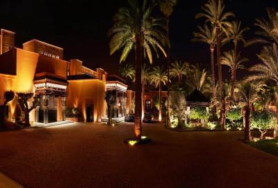 Weddings at Hotel la mamounia marrakech