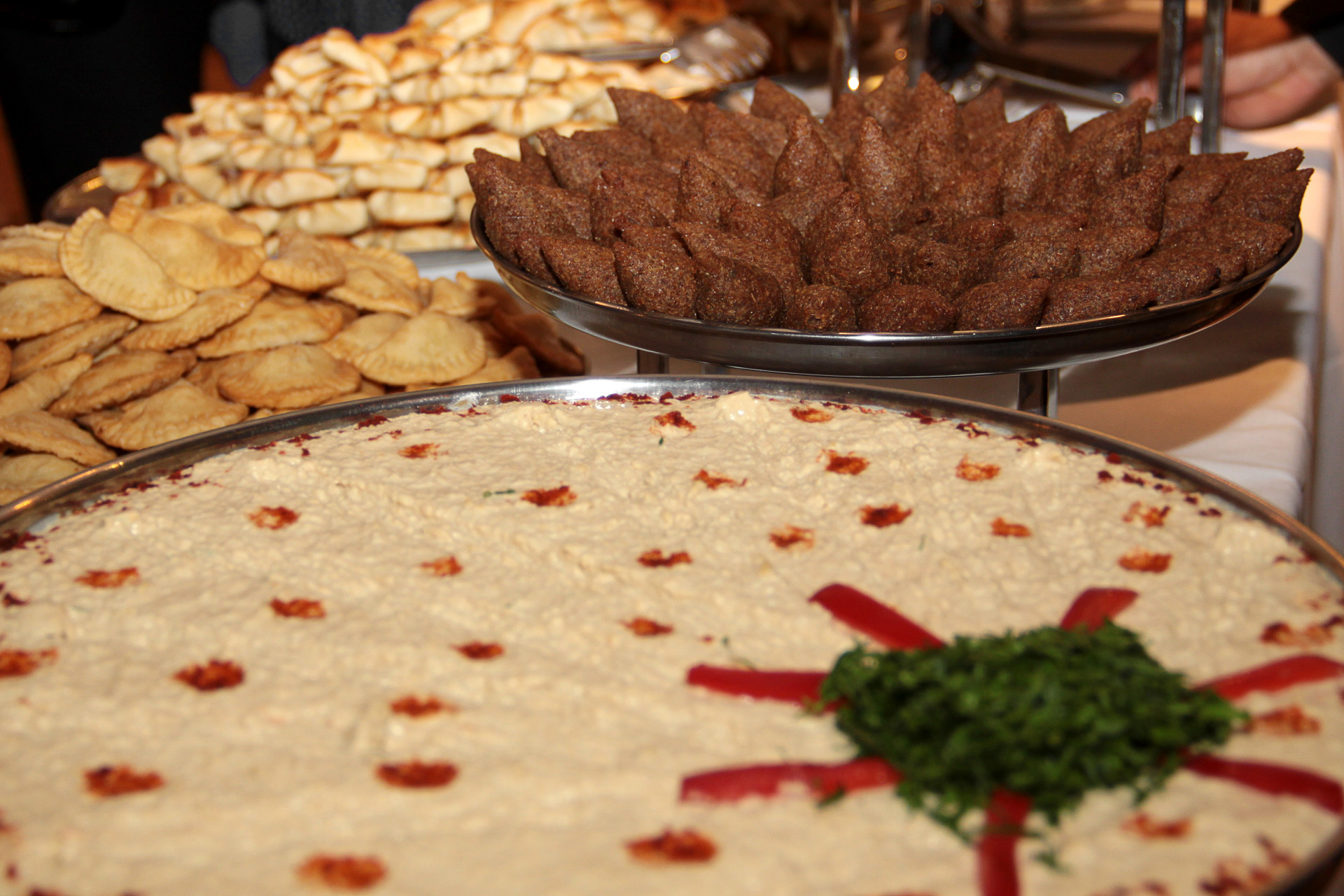 Arabic wedding caterer london