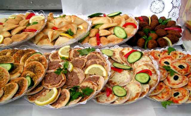 Arabic wedding caterer london