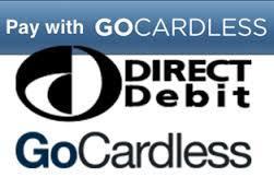 Set up direct debit