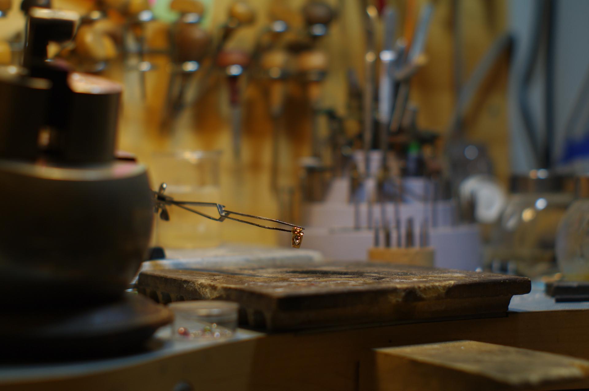 jewellery repair at maf goldsmith
