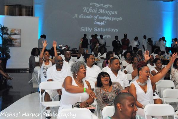 #SillySaturdays Khai Morgan Anniversay Show