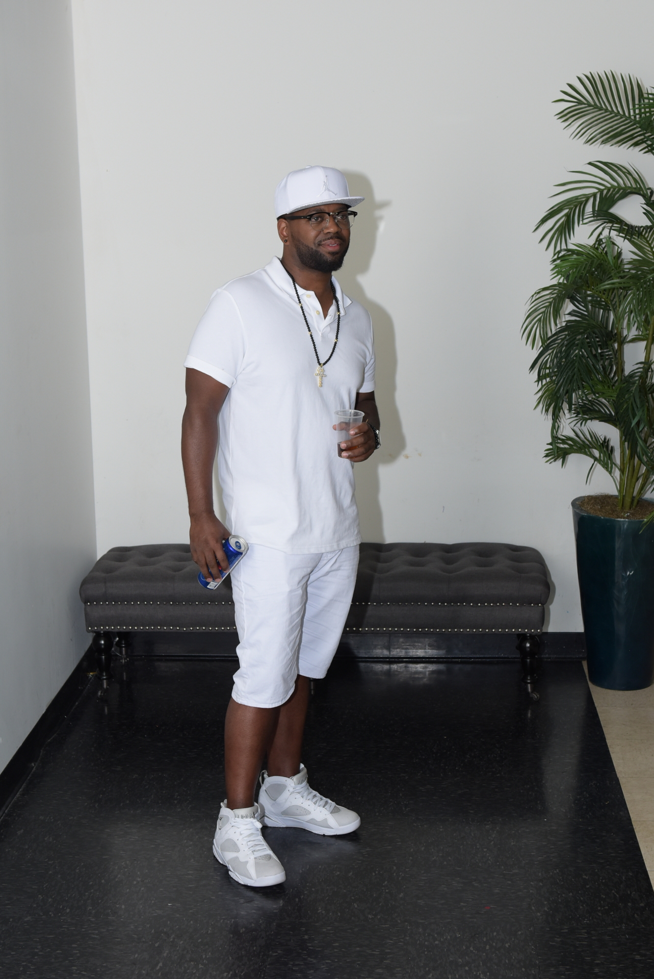 Silly Saturday All White Event