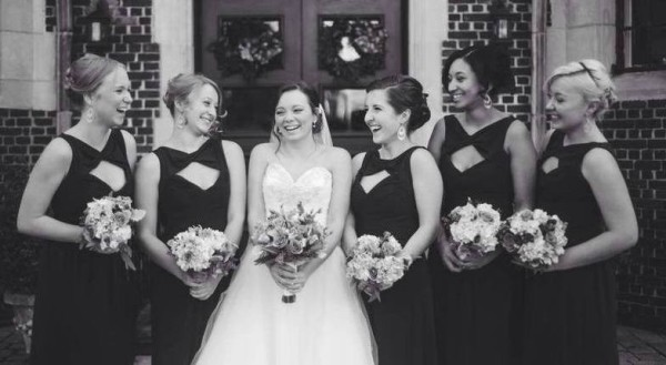 A Bride's Best Friend: 10 Reasons a Maid of Honor Rocks!